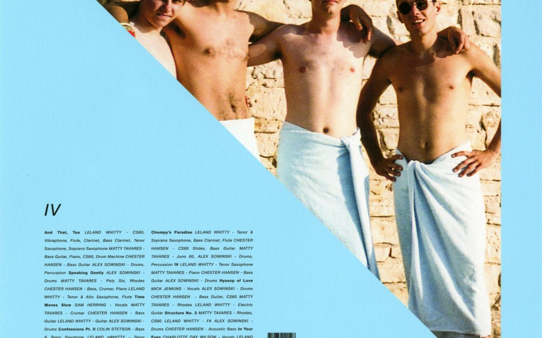 SdW #52 BadBadNotGood – Speaking Gently