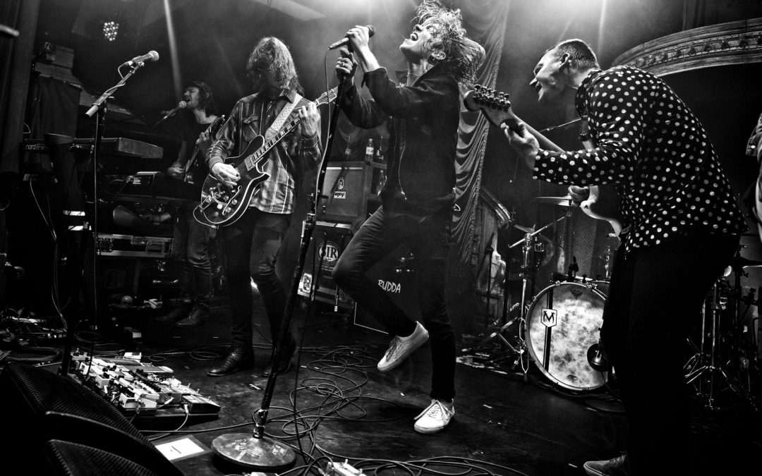 SdW #109 Cage The Elephant – In One Ear