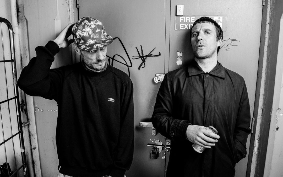 SdW #172 Sleaford Mods – Tied Up In Nottz